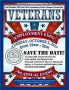 Third Annual United States Military Veterans' Employment Expo Oct 3 2017