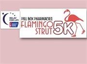 Relay and Flamingo Strut