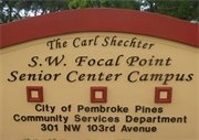 The Carl Shechter S.W. Focal Point Senior and Community Center Campus