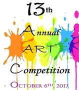 13th Annual ART Competition - October 6, 2017