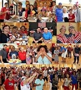 Tradition! All American July 4th at the Carl Shechter SWFP Community Center