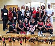 Funky, Hip, Cool, Rhythm Loving, 60+ the 2017 – 18 Miami HEAT Golden Oldies Dance Team