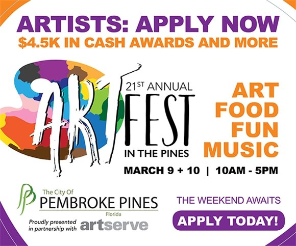ArtFest Call for Artists