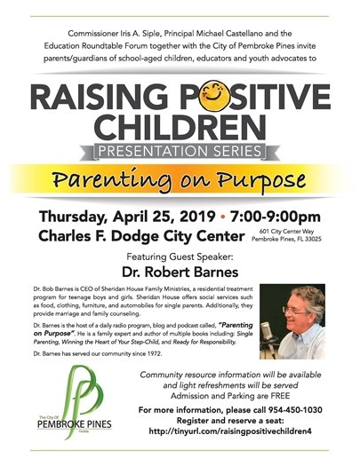 Raising Positive Children