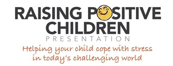 Raising Positive Children Forum