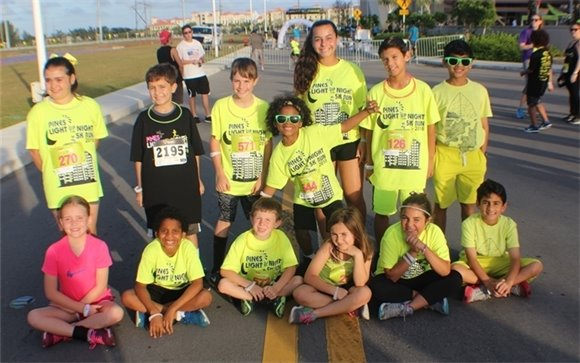 Pines Light Up the Night 5K Run