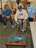 Veterans Visit