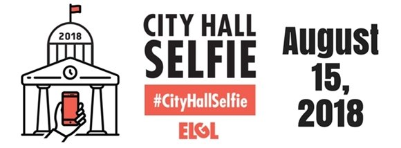 City Hall Selfie Day