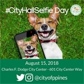 City Hall Selfie 1