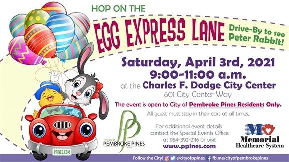Egg Express Lane