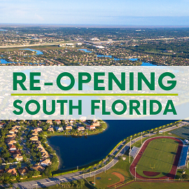Re-Opening South Florida