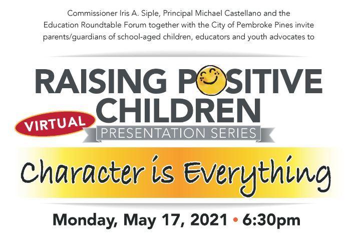Raising Positive Children Virtual Presentation