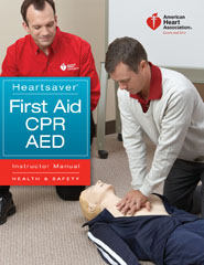 heartsaver,aed,first aid