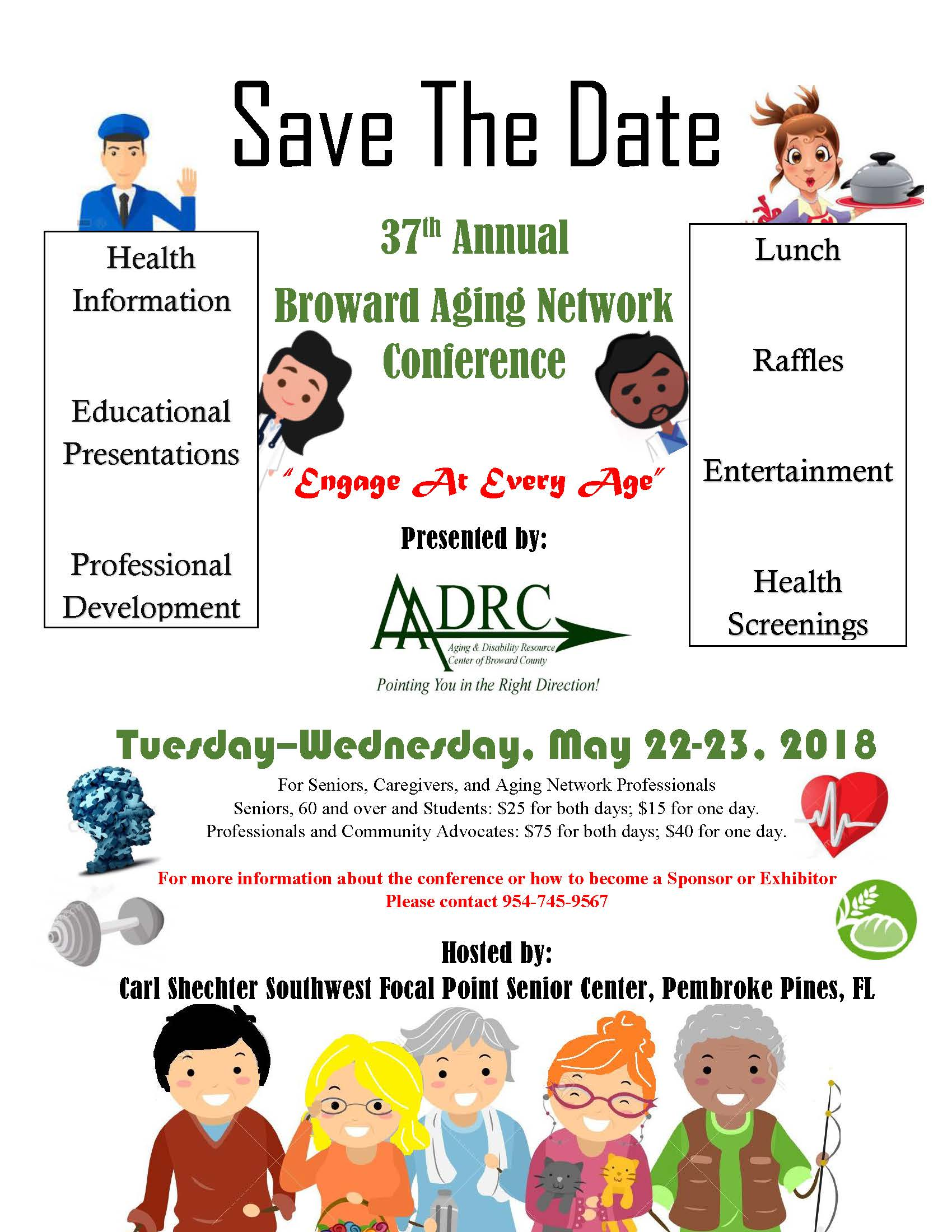 2018 BANC Save The Date 2
