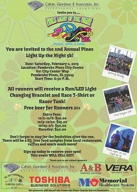 Pines Light Up The Night with Peace, Love Sole 5K Run_regweb