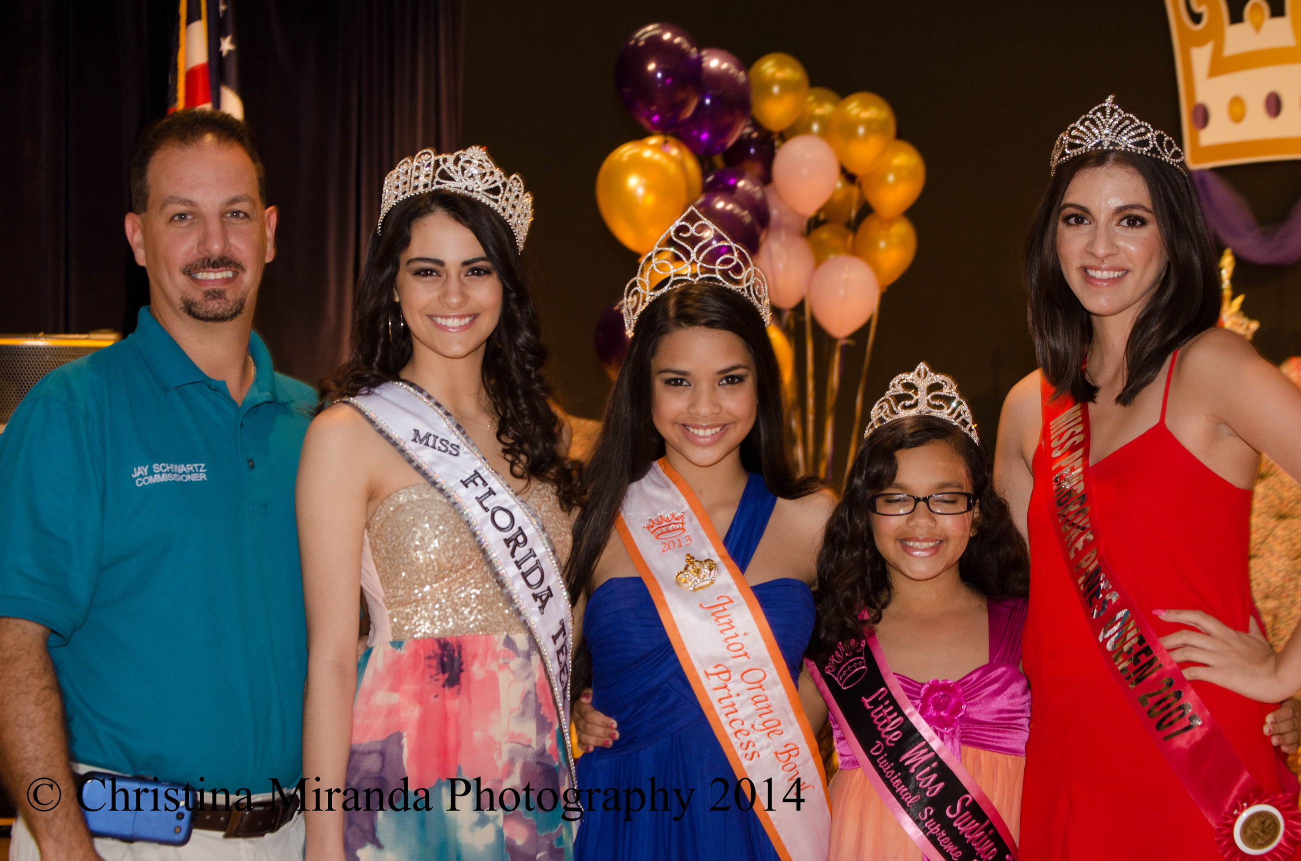 Miss Pembroke Pines Pageant Winner