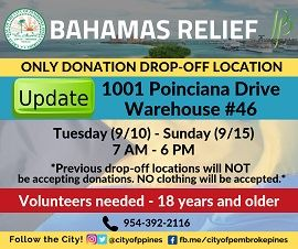 Warehouse Bahamas Relief Flyer1