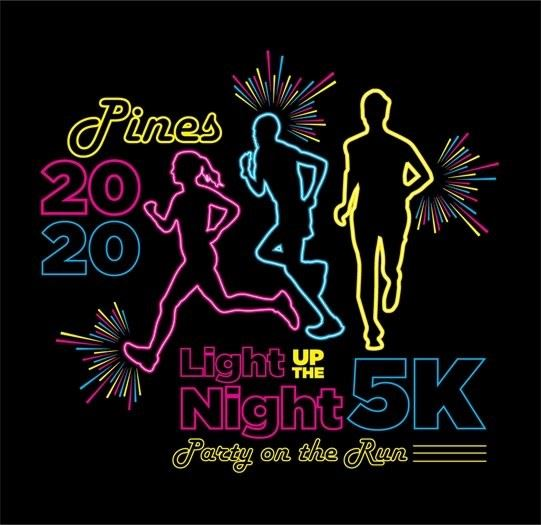 light up the night 2019 logo
