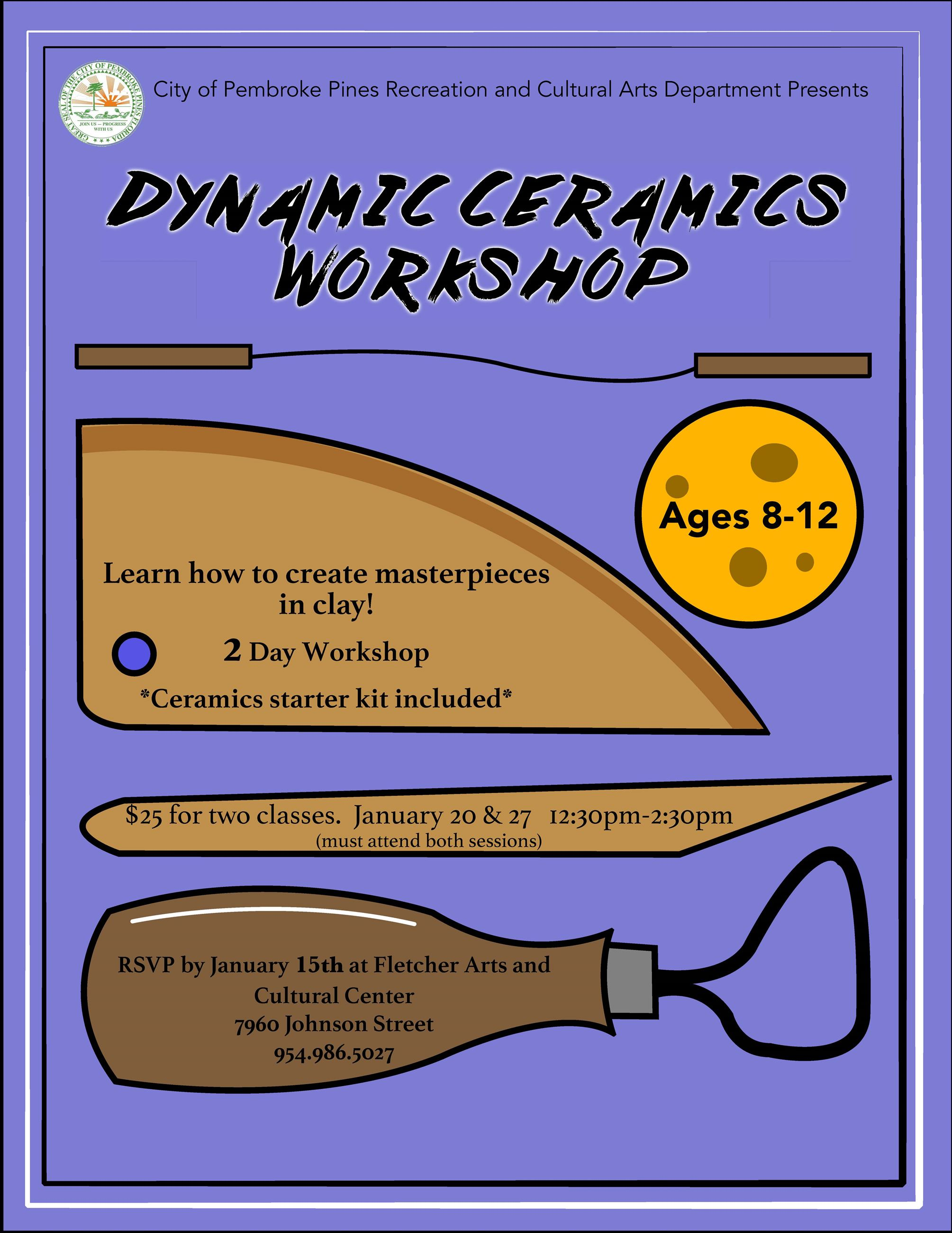 Dynamic Ceramics FLYER