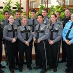 Explorer post at States Competition