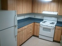 Kitchen for 2 bedroom apt