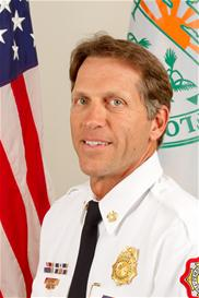Fire Chief John Picarello