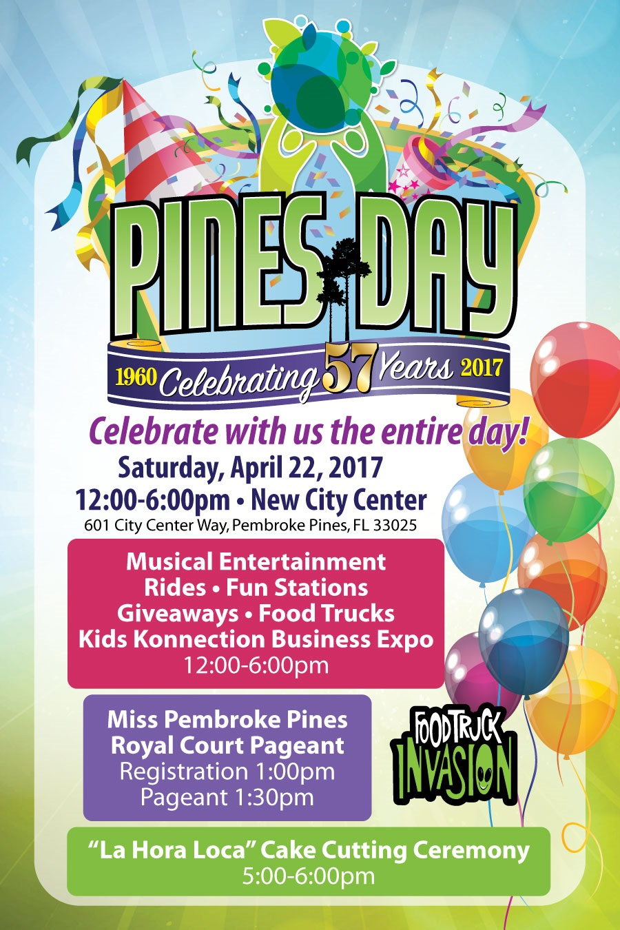 Pines Day