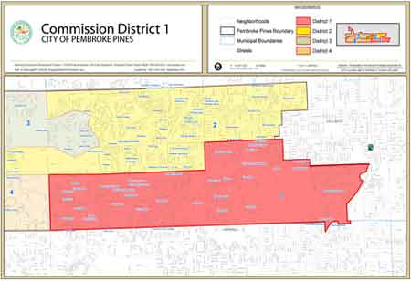 Commission District 1