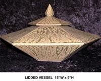 Lidded Vessel 1